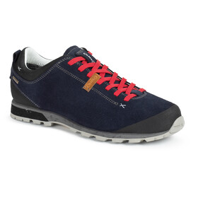 AKU Bellamont III Suede GT Shoes Men aster blue/red